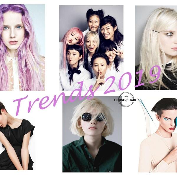 Le tendenze dei capelli per il 2019