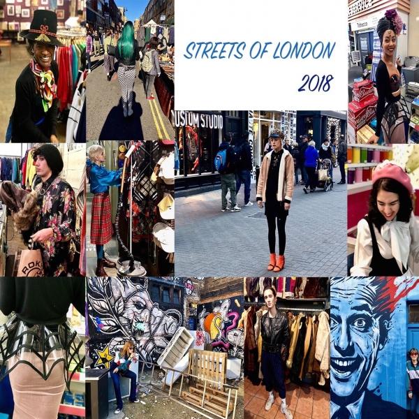 Street style londinese: le nuove tendenze per i parrucchieri e non solo