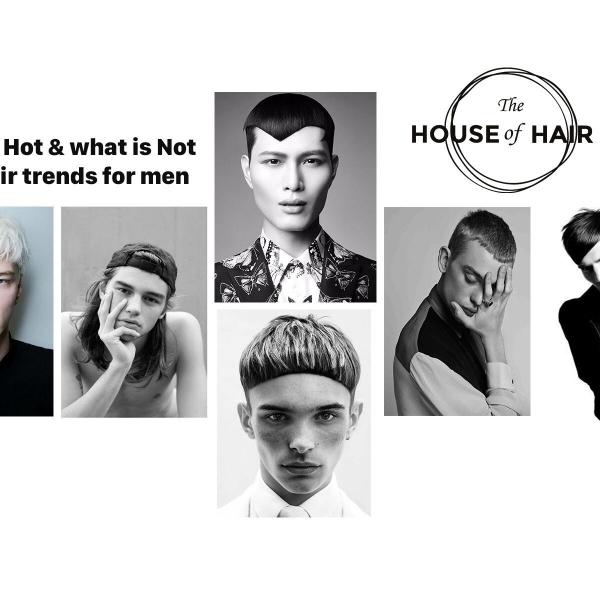 Taglio capelli uomo: idee e tendenze per il 2019