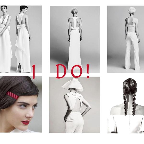 Pettinare una sposa: consigli e nuove idee per rendere un matrimonio speciale iniziando dai capelli.